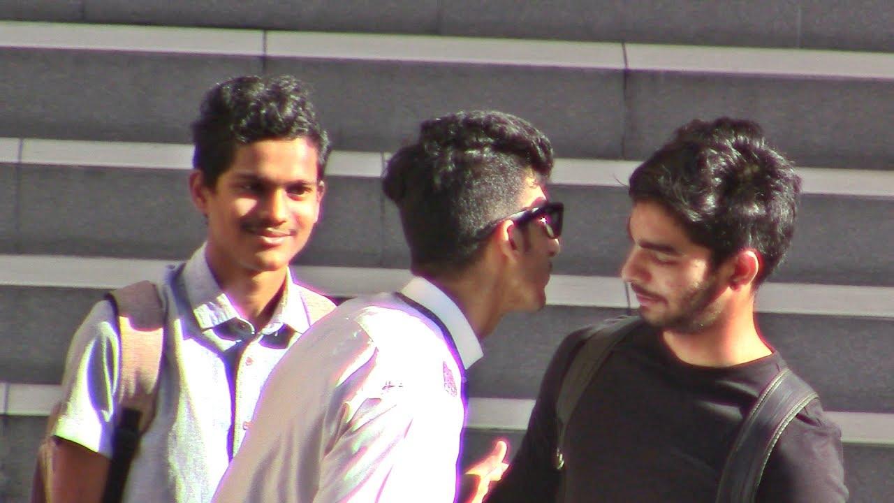 How to greet strangers choice image greetings card design simple awkward arabic greetings to strangers kissing cheek prank youtube m4hsunfo