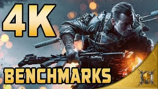 Battlefield 4 (PC) - 4K Gameplay - 4K/1440p/1080p Benchmarks/Performance  - MSI GTX 980 TI Ultra