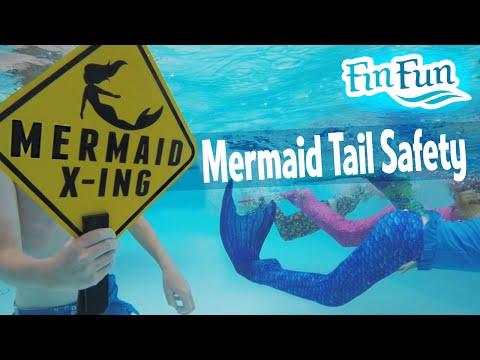 Mermaid Tail Safety | Fin Fun Mermaid Tails