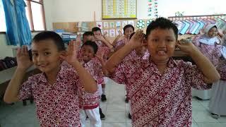 "Pendidikan karakter dalam Lagu Bahasa Jawa ""Perangane Awak"" SD Janten"
