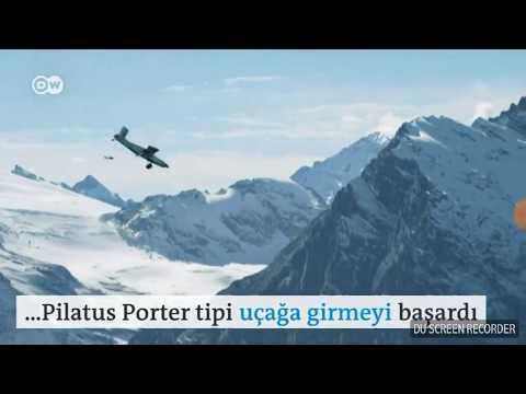 dağdan atlayarak uçaga giren redbull extreme