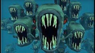 🔴 Strange weird creature in the Atlantic Ocean detected 🔴 Miami Florida USA January 12, 2020