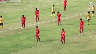 Thailand Youth League Highlight : เชียงราย ซิตี้ 0-0 ฉะเชิงเทรา ไฮเทค เอฟซี