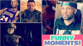 Funny Moments Montage Vol. 32! - Game of Thrones, NBA Ballers Phenom, And More! - The Block Party