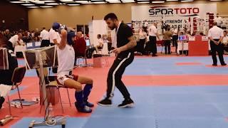 Kick Boks Ringden İbaret Değildir. Kick Boks'da Tatami Sporlarının Önemi !