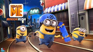 Despicable Me 2: Minion Rush Biggest Update Trickster Stories Special Mission New Location Pier 12