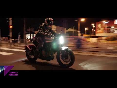 New Husqvarna  VITPILEN  lanzamiento mundial(comercial)