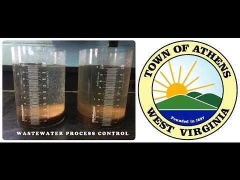 Wastewater Treatment Process Control Testing