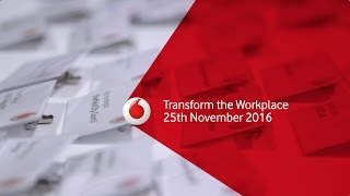 Transform the Workplace Event, Manchester