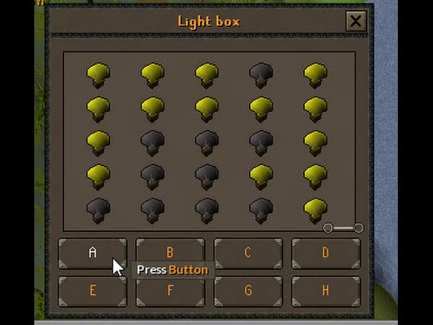 light box puzzle guide osrs youtube. Black Bedroom Furniture Sets. Home Design Ideas