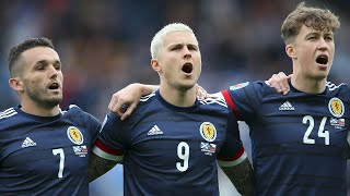 video: Watch - Why Scotland's football players sing Flower of Scotland