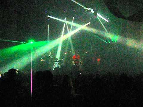 808 State - Cubik Live - O2 Academy - Glasgow - 14 May 2011