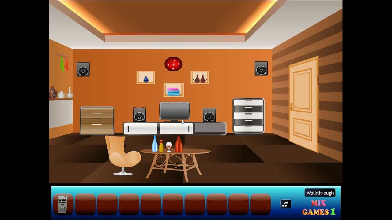 Wooden Apartment Room Escape Walkthrough Youtube