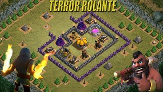 Clash of Clans #39 Terror Rolante