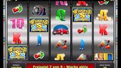 Winner's Car Wash kostenlos spielen - Novomatic / Novoline