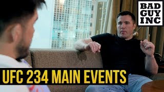 UFC 234 Main Event analysis with Henry Cejudo