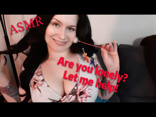 I'm all yours ❤️ - ASMR for lonely people