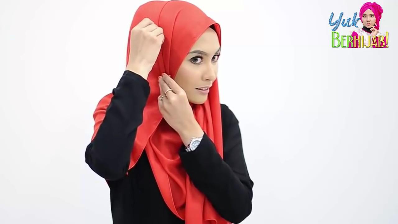 Tutorial Hijab Tebaru Segi Empat Modern Hijab Tutorial Paris Segi