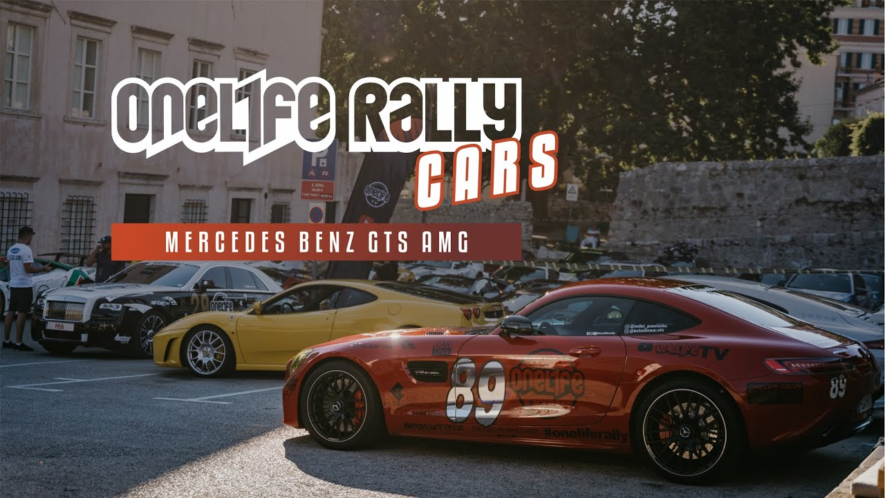 OneLife CARS: Mercedes AMG GTS