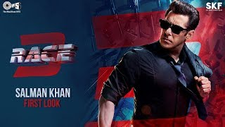 First Look of Salman Khan as Sikander | Race 3 | Remo D'Souza | #Race3ThisEID