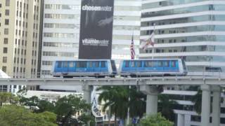 The Odd train: Miami Metromover (all loops)
