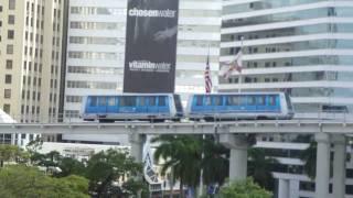 The Odd train: Miami Metromover (all loops)