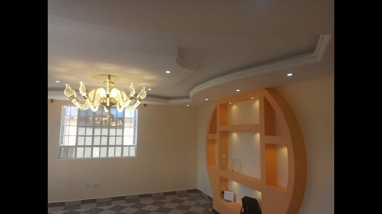 Gypsum ceilings interiors ltd kenya ceilings company for Kenyan living room designs