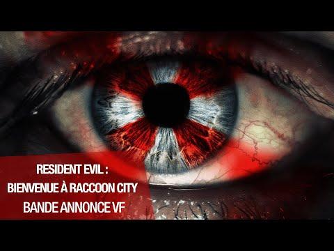 RESIDENT EVIL : BIENVENUE À RACCOON CITY - Bande-annonce VF