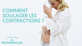 Comment soulager les contractions