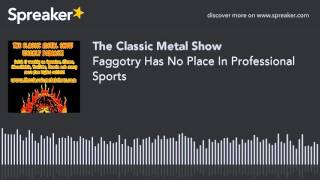 Faggotry Has No Place In Professional Sports
