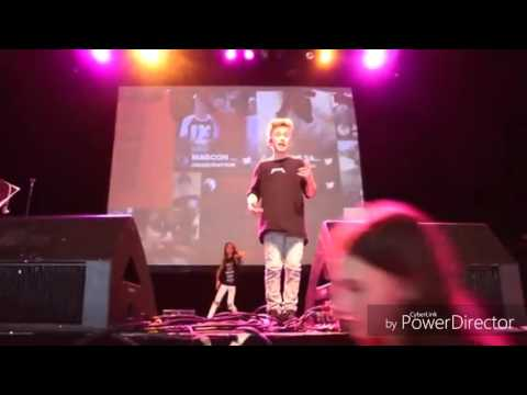 MattyB-Back in time live/Johnny Orlando-Stitches live