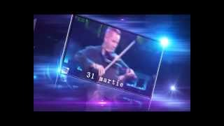 Promo: Nigel Kennedy Quintet @ Teatrul National Cluj, 31.03.2012, ora 20:00 - promo video