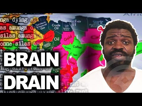 Is the Brain Drain of Africa  Modern Slavery? | Meme Whisperer