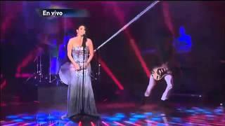 """Yuridia """"Ya te olvidé"""" Semifinal Academia 2011"""