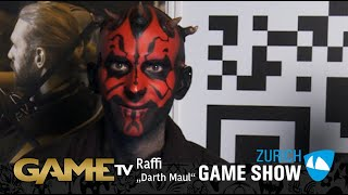 Game TV Schweiz - Interview mit Raffi (Zürich Game Show)