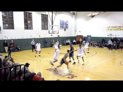 3 | St Anthony High School ( New Jersey ) Vs Abraham Lincoln High School ( Brooklyn )