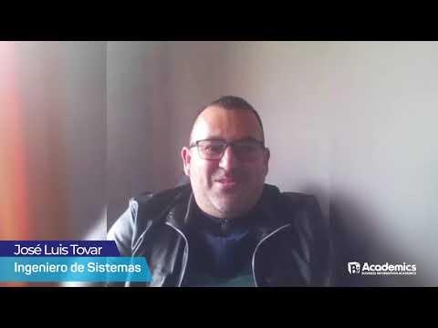 Conoce los conocimientos adquiridos por José Luis Tovar, en el curso de Data Management