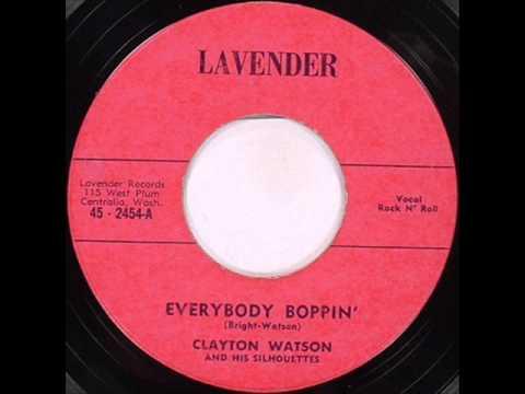 Clayton Watson  Everybody Boppin