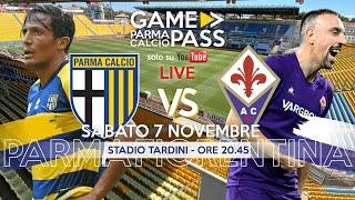 🔴parma - fiorentina | diretta serie a game pass live reaction