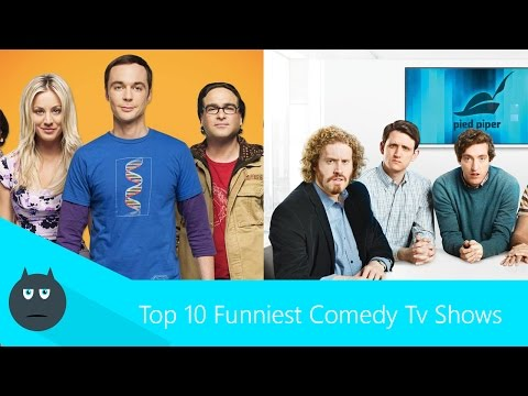 Top 10 Funniest Comedy Tv s of 21st Century  2017