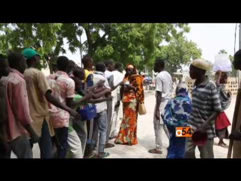 Nigerian Woman Helps Those Afflicted by Boko Haram