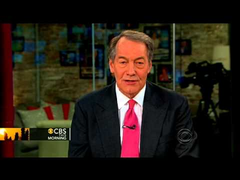Charlie Rose Offers To Caddy For Obama, Tiger Woods