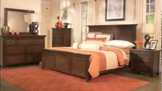 Broyhill Abbott Bay Bedroom Tour