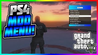 HOW TO INSTALL GTA 5 MOD MENU PS4 (NEW!)