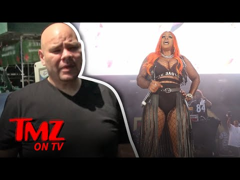 Can Fat Joe End Remy and Nicki's Beef?   TMZ TV