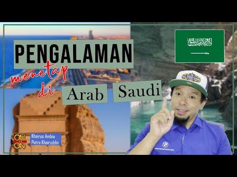 Pengalaman menetap di Arab Saudi | On Tak On 38