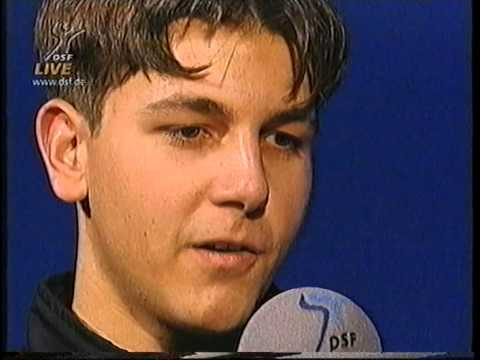Tischtennis Bundesliga: Timo Boll Interview Feb 1998