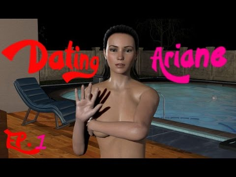 dating sim for guys ariane labed