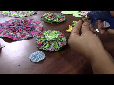 Mulher.com 14/06/2013 Vera Cunha - Bolsinha porta moedas Parte 2/2