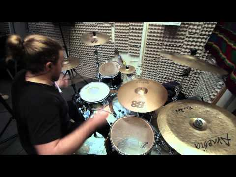Parkway Drive - Unrest drum cover